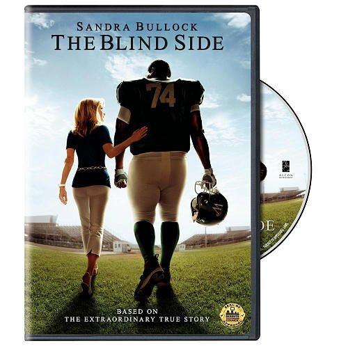 The Blind Side DVD Sandra Bullock, Tim McGraw