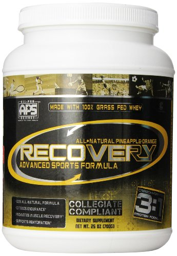 All Pro Science Recovery, Pineapple Orange, 25 oz (700-Grams)
