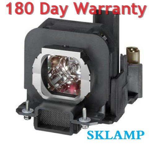 WoProlight ET-LAX100 Replacement Lamp Bulb with Housing for PANASONIC PT-AX200E,PT-AX100E, PT-AX200U, PT-AX100U Projectors