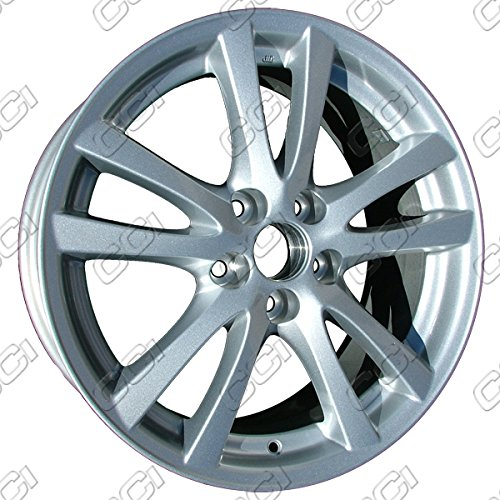 18'' All Painted Silver New OEM Wheels for 06-09 LEXUS IS250