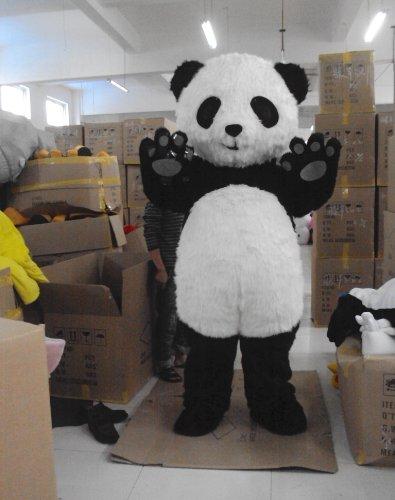 Panda Suit (Panda Jing Jing Mascot Super Cute)