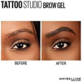 Maybelline TattooStudio Waterproof Eyebrow Gel