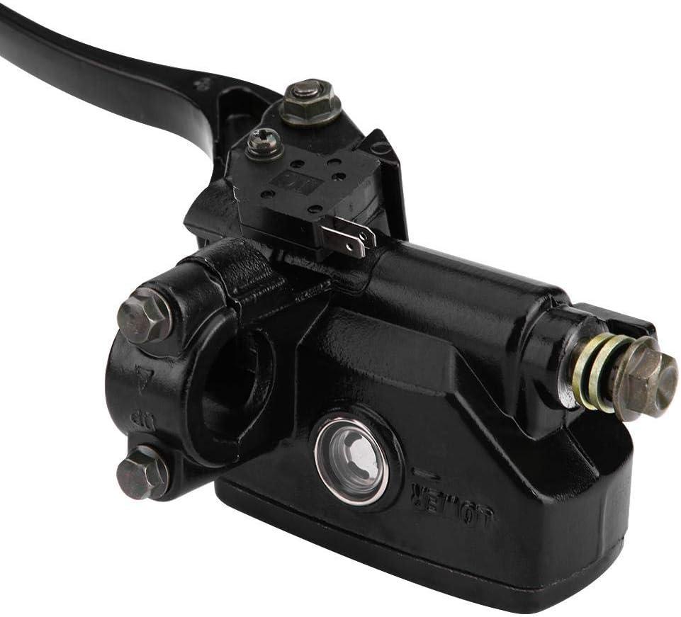 1 Set 1 25mm Motorcycle Brake Master Cylinder for Honda Shadow 400 600 250 Steed 400 Aramox Brake Master Cylinder