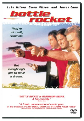 DVD : Bottle Rocket (Widescreen)