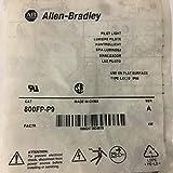 Allen Bradley 800FP-P9 Pilot Light Series A