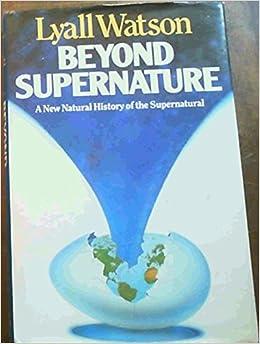 Book Beyond Supernature