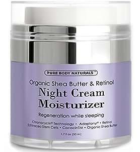 Amazon.com: Pure Body Naturals Organic Shea Butter