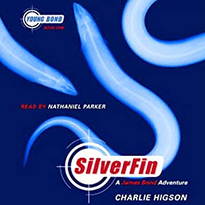 SilverFin Audiobook