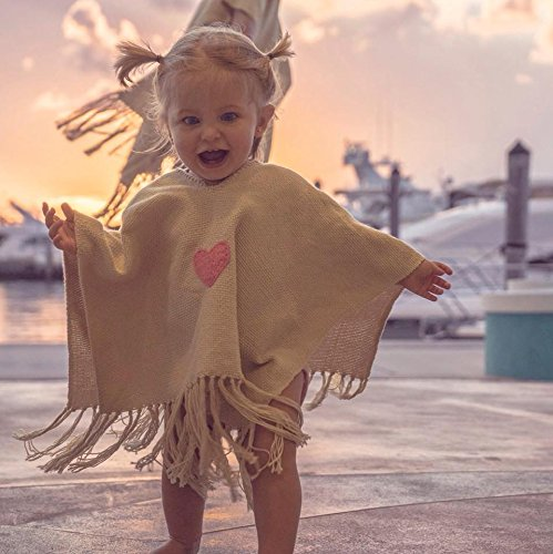Children Poncho by Ceferina