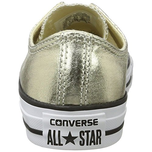 Star Adulto All White Zapatillas Chuck Gold Multicolor Converse 752 Ox Black Light Taylor Unisex AqSaSx4t