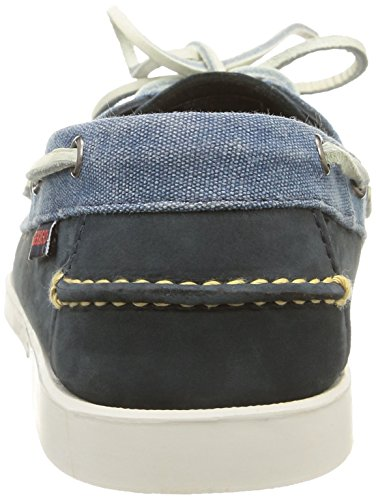buy cheap hot sale Sebago Men's Spinnaker Nubuck Boat Shoes Blue (Navy) with mastercard high quality buy online 8d00hHA7p