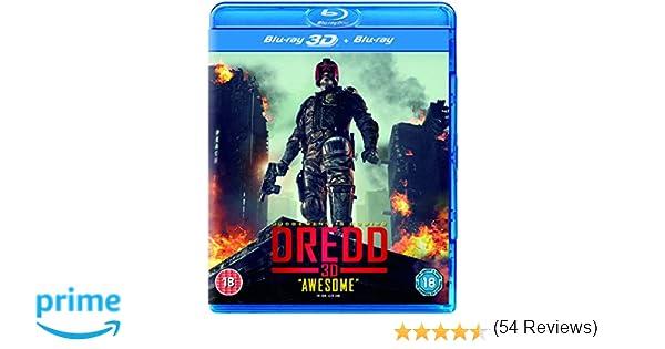 Dredd (Blu-ray 3D + Blu-ray) [Reino Unido] [Blu-ray]: Amazon ...