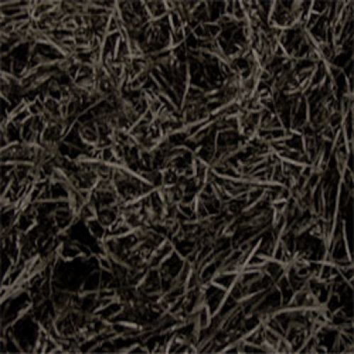 BLACK 100g GRAMS LUXURY EXTRA SOFT SHREDDED TISSUE PAPER HAMPER/GIFT PACKAGING FILLER - ACID FREE by Mustbebonkers