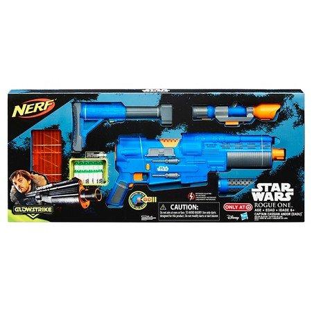Nerf Star Wars Captain Cassian Andor Eadu Deluxe Blaster ナーフスターウォーズキャプテンカッシアアンドール Eadu デラックスブラスター [並行輸入品] B01MFFLPUD