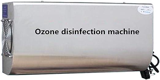 GXHGRASS Generador De Ozono Comercial, Purificador De Aire ...