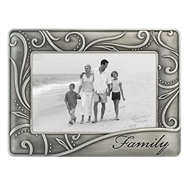 Malden Family Die Cast Metal Frame, 4 by 6