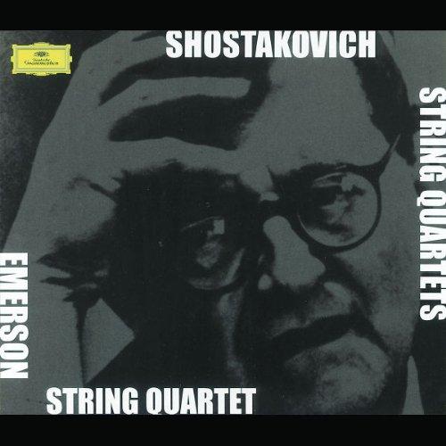 Price comparison product image Shostakovich: Complete String Quartets