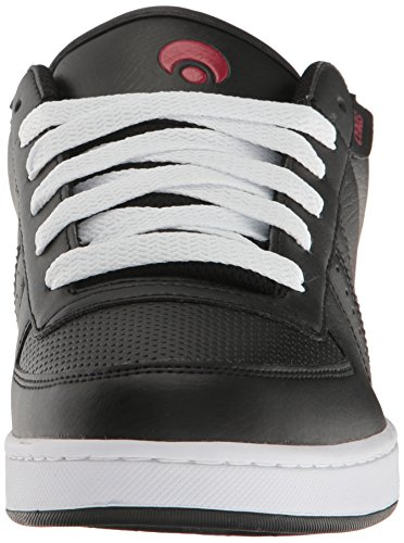 Osiris Relic Black/Charcoal/Red Black/Charcoal/Red