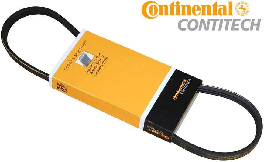 Amazon Com Contitech Pk060450 Serpentine Belt Automotive