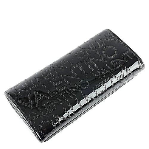 Valentino Geldbörse - Selene K - Börse L - Nero