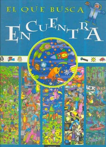 El Que Busca Encuentra/where Is It? (Spanish Edition) pdf