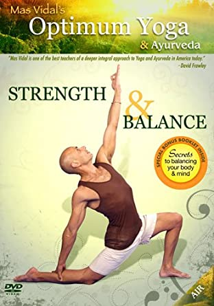 Amazon.com: Mas Vidals Optimum Yoga & Ayurveda DVD Air ...