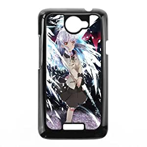 Kanade Tachibana Angel Beats Anime3 2 HTC One X Cell Phone Case Black Gift pjz003_3426238