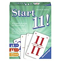 Ravensburger - 20775 -Jeux de Cartes - Start 11