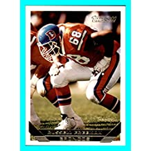 1993 Topps GOLD #542 Russell Freeman DENVER BRONCOS GEORGIA TECH YELLOW JACKETS