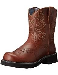 Ariat Womens Fatbaby Collection Western Cowboy Boot