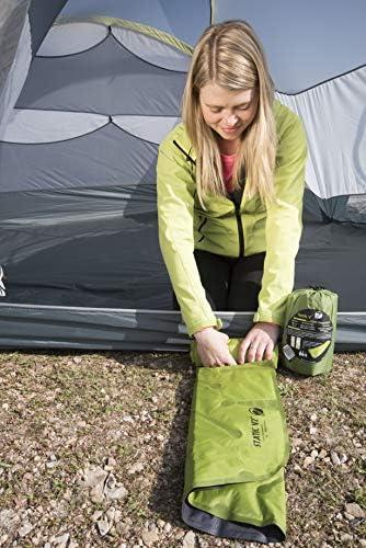 Klymit statico V2 Ultralight Sleeping Pad//Campeggio Mat Portatile per lescursionismo e Zaino in Spalla