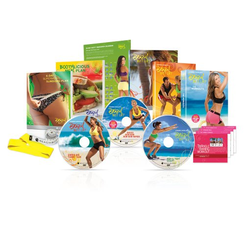 Beachbody Brazil Butt Lift DVD Workout - Base Kit by Beachbody