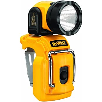 Dewalt Dcl510N Compact Led Flashlight Naked 10.8 Volt