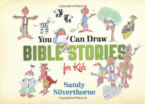Download You Can Draw Bible Stories for Kids PDF