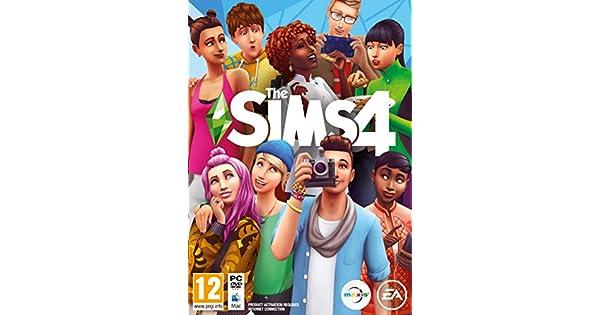 The Sims 4 - Standard Edition [Importación Inglesa]: Amazon.es ...