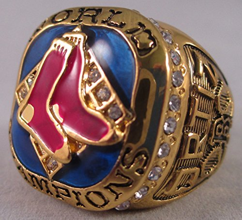 DAVID ORTIZ 2007 BOSTON RED SOX WORLD SERIES CHAMPIONSHIP SIZE 11 REPLICA - World Red Boston Sox Series Rings