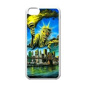 iron-maiden Custom Case for iPhone 5C