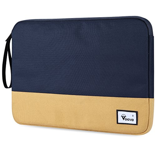 Voova Slim Laptop Sleeve 13.3 inch Lightweight Hybrid Protective Case Cover with Handle for iPad Pro / MacBook Air 13.3