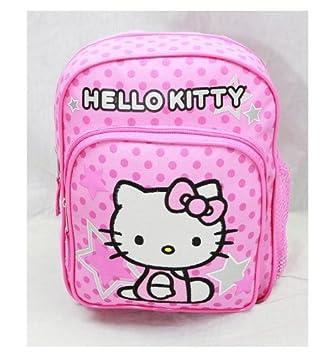 7a0023932 Sanrio Hello Kitty Mini Backpack - Hello Kitty School Bag: Amazon.co.uk:  Luggage