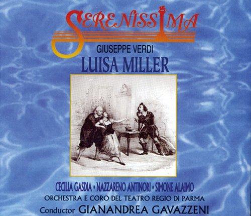 (OPERA - GIUSEPPE VERDI : LUISA MILLER(2CD)(IMPORT) )