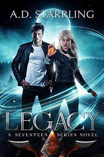 - Legacy (A Seventeen Series Novel Book 4)