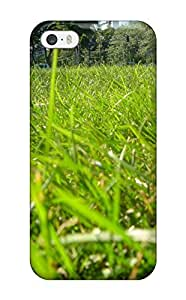 Hot AGekGxE2156XDZzr Grass In Park Green Nature Summer Tpu Case Cover Compatible With Iphone 5/5s