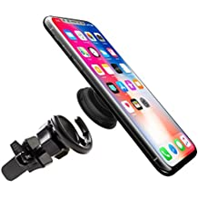 Pop Clip Socket Car Mount 360 °Rotation Fast Swift-Snap Technology GPS Vehicle Mounts Fit Iphone X GPS Navigation (Clip-Release)
