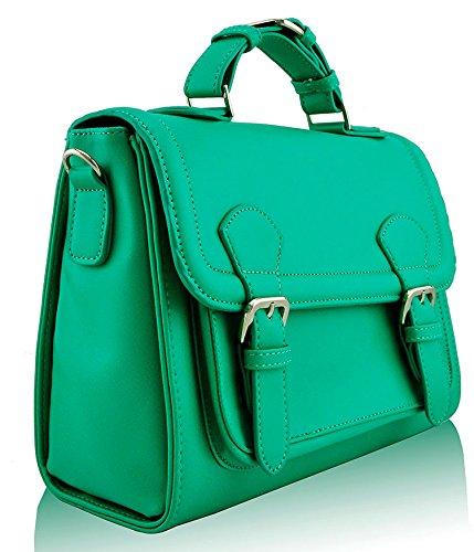 ANNA GRACE - Bolsa Mujer Design 2 - Emerald