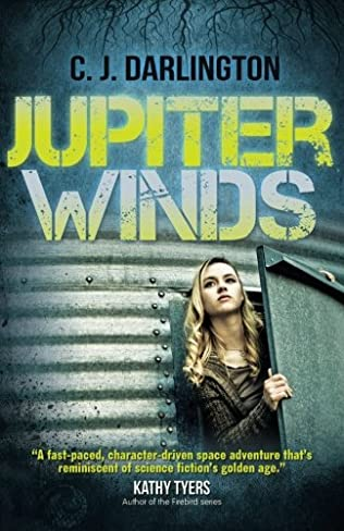 book cover of Jupiter Winds