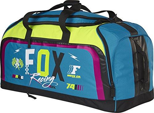 Fox Racing 2017 Podium Gear Bag - Rohr (TEAL) (Racing Fox Boot Road)