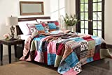 Greenland Home 2 Piece New Bohemian Bedspread Set, Twin