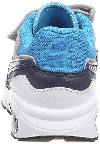 St Niños wlf De Gris Gry Air Azul Lgn Nike Max psv Zapatillas bl Blanco Nvy Mdnght Running wht w6CAEXq0x