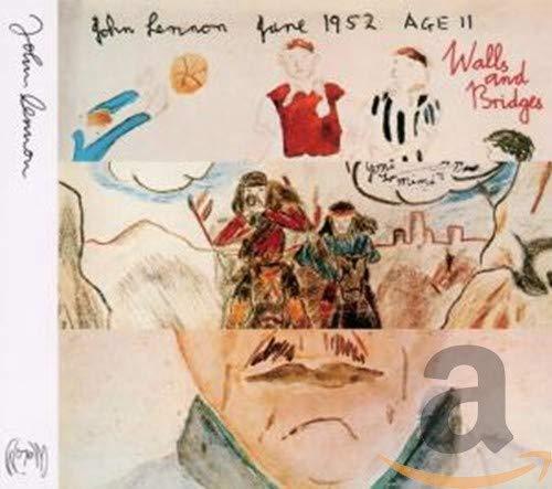 Lennon John Walls And Bridges Amazon Com Music