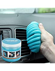 TICARVE Cleaning Gel for Car Detailing Putty Car Cleaning Putty Auto Detailing Gel Detail Tools Car Interior Cleaner Universal Dust Removal Gel Car Vent Cleaner Keyboard Cleaner for Laptop New Version